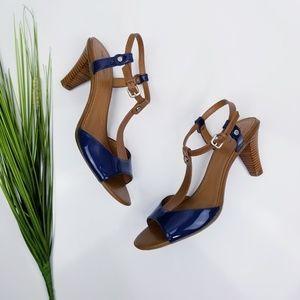 Tahari Betsy T-Strap Heels Sz 9.5M